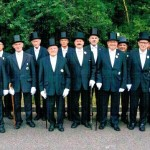 2017.08.28. sw Männerzug in Heyen